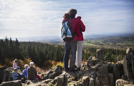 ExtraTouren Vogelsberg – Wandern auf neuen Wegen