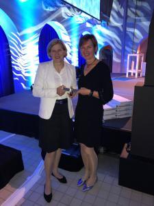 Verleihung des Econ Awards an die Münchner Flughafengesellschaft