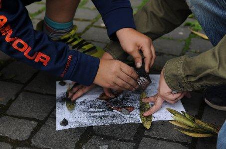 Herbst und Winter Programm der Jugendkunstschule der Kunsthalle Mainz