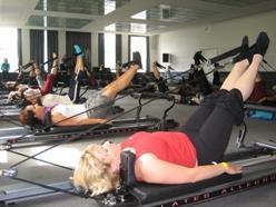 Allegro-Pilates Kurs im Hotel