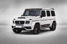LUMMA CLR G770 - The new G Class with stylish modification