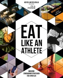 Cover Eat like an Athlete