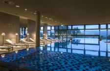 Wellnessresort inmitten der Natur