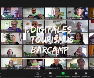 1. Digitales Karlsruher Tourismus Barcamp
