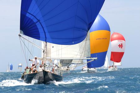 Stanford Antigua Sailing Week