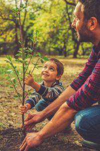 Ganzheitliche Gesundheit kann nur in einer intakten Umwelt gedeihen.