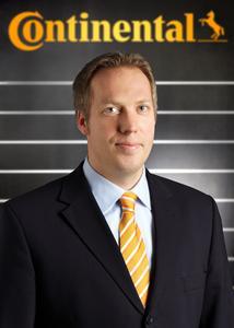 Alexander Bahlmann, Leiter Öffentlichkeitsarbeit Pkw-Reifen