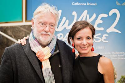 Catharina Roland und Dieter Broers (Copyright: Varga Nora)