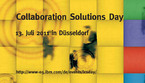 "acceptIT präsentiert beim ""IBM Collaboration Solutions Day"""
