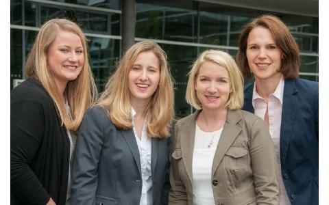 MBA-Team am RheinAhrCampus / Foto: RheinAhrCampus, MBA-Fernstudienprogramm