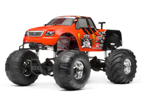 HPI Nitro Monster King