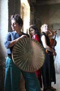 Zwischen Tradition und Moderne - das Trio Sormeh