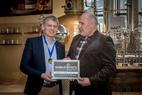 "Feinbrennerei Sasse ist  ""World-Class Distillery 2015"""