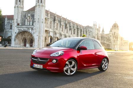 Beste Kundenzufriedenheit: Opel ADAM bei J.D. Power auf Platz 1 / Foto: Adam Opel AG