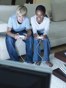 TV und Spielekonsole – für viele Kinder eine Selbstverständlichkeit, Foto: Initiative SCHAU HIN!