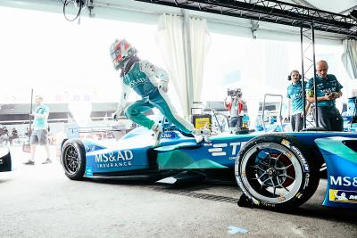 Hongkong, FIA Formula E Championship, MS&AD Andretti, António Félix da Costa