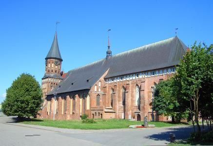 Königsberger Dom, Kaliningrad (Bildquelle:©Schnieder Reisen)