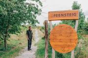 "Das WaldResort am Nationalpark Hainich liegt direkt am Wanderweg ""Feensteig""."
