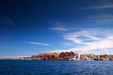 Insel Käringön / © Västsverige/Jonas Ingman