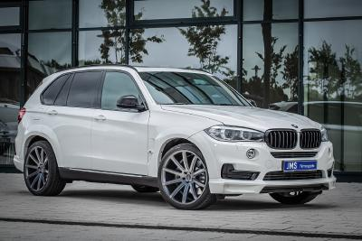 Wide body kit and Cor.Speed 22-inchers for the BMW X5 F15