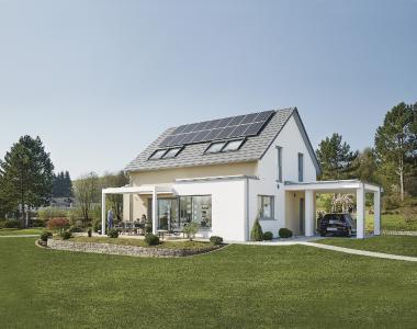 Das neue Ausstellungshaus in Wenden-Hünsborn ist mit Möbeln von Musterring ausgestattet