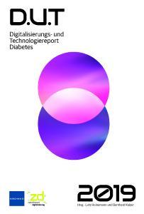 Titelseite Diabetes- und Technlogiereport Diabetes 2019