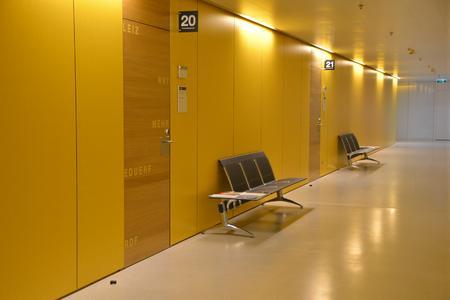 Rubner Türen im modernsten Justizpalast Österreichs