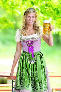 Bierkönigin Barbara Stadler (Foto: Bayerischer Brauerbund e.V.)