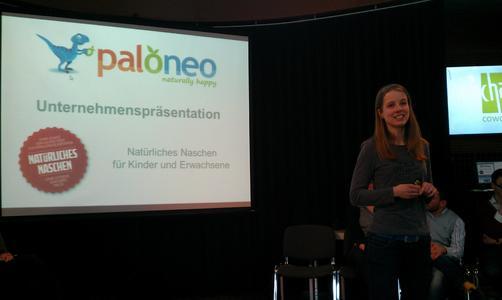 PALONEO auf Erfolgskurs - eine weitere natürliche, süß-fruchtige Geschmacksrichtung ist geplant