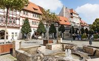 Altstadt Bad Langensalza (C) JensHauspurg