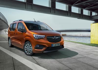 Ab sofort bestellbar: Neuer Opel Combo-e Life mit Innovationsprämie bereits ab 28.530 Euro