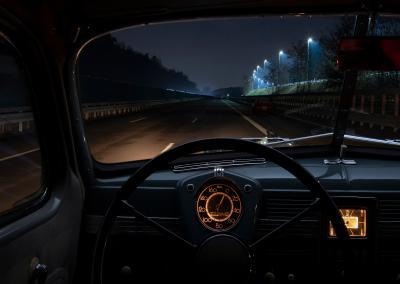 Taghell durch die Dunkelheit: Mit IntelliLux LED® Matrix-Licht von Opel