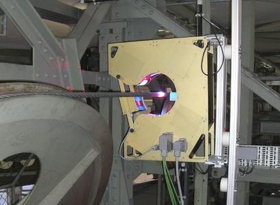 SB Optisches Seilprüfgerät