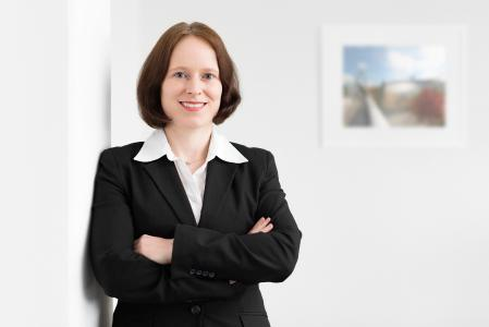Professorin Dr. Tanja Rabl / Foto: TU Kaiserslautern/Christian Landfester