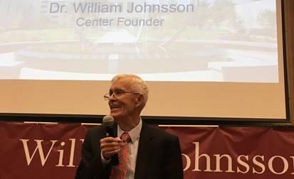 Dr. William Johnsson / © Foto: Adventist Review
