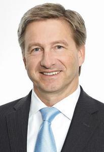 Dr. Axel Stepken, Vorsitzender des Vorstandes der TÜV SÜD AG