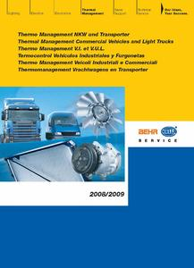 Neuer Thermo Management-Katalog für NKW und Transporter von Behr Hella Service
