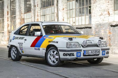 1985 Opel Kadett E Rallye