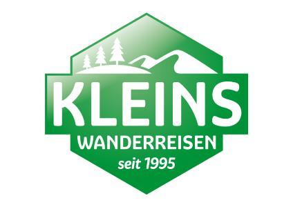 Logo Kleins Wanderreisen