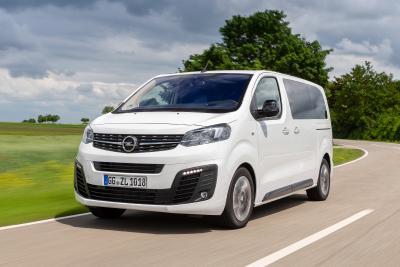 Opel Zafira Life M
