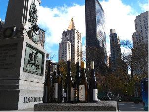 Weinexporte auf hohem Niveau
