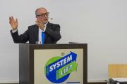 Leopold Mayrhofer, Vorstandsvorsitzender der Arbeitsbühnen Vermiet Service AVS SYSTEM LIFT AG (Fotonachweis: Stephan Rökl)