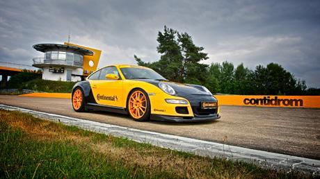 """Automotive Testing Technology International wählt Contidrom zum """"Testgelände des Jahres 2013"""""""