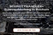 Die Schrottabholung Bochum : Der Experte für ein bequemes Abholen von Schrott aller Art
