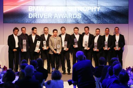 BMW Motorsport Season Review 2017, BMW Sports Trophy Driver Competition