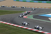 Formula BMW Talent Cup in Magny Cours 1