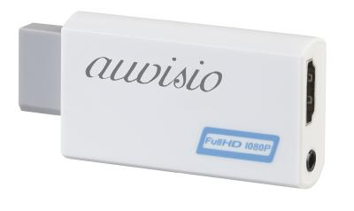 auvisio Wii-1080p-Adapter, Wii-AV-Adapter / Bild: PEARL. GmbH / www.pearl.de