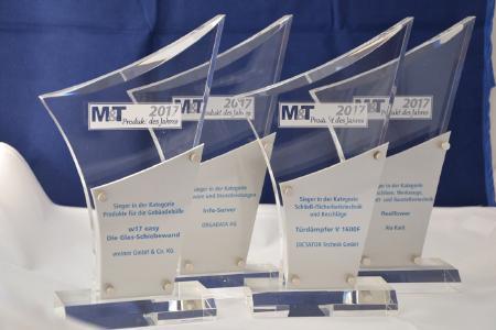 """Am 1. Dezember startet die Online-Abstimmung zum """"M&T-Produkt des Jahres 2018"""" . Foto: M&T-Metallhandwerk"""