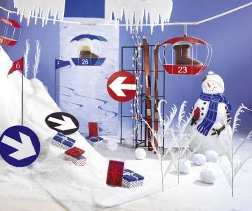 Wintersport macht Laune (Bild: www.dekowoerner.de)