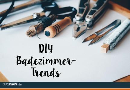 DIY Badezimmer